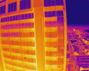 Infrared Building Envelope Inspections